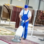 Химчистка ковров, паласов 🏆 в Москве заказать на дом недорого - Фото 1
