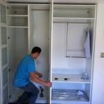 Сборка, установка шкафа 🏆 в Москве заказать на дом недорого - Фото 7