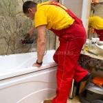 Установка, замена акриловой ванны 🏆 в Москве заказать на дом недорого - Фото 8