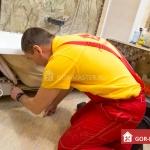 Установка, замена ванны 🏆 в Москве заказать на дом недорого - Фото 4