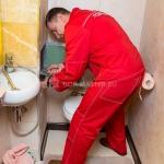 Установка, замена счетчиков воды 🏆 в Москве заказать на дом недорого - Фото 1