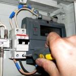 Установка, замена счетчиков электроэнергии 🏆 в Москве заказать на дом недорого - Фото 7
