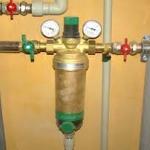 Установка фильтра тонкой очистки воды 🏆 в Москве заказать на дом недорого - Фото 4
