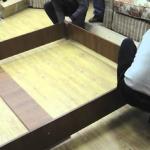 Сборка спального гарнитура 🏆 в Москве заказать на дом недорого - Фото 6