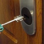 Ключ и замочная скважина