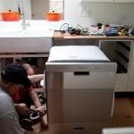 Монтаж встраиваемой бытовой техники 🏆 в Москве заказать на дом недорого - Фото 2