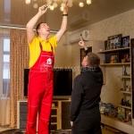 Монтаж электропроводки в квартире 🏆 в Москве заказать на дом недорого - Фото 6