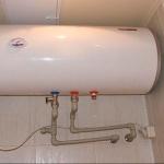 Установка водонагревателя, бойлера 🏆 в Москве заказать на дом недорого - Фото 3