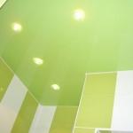 Монтаж светильников на потолок