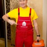 Монтаж сенсорного смесителя 🏆 в Москве заказать на дом недорого - Фото 1