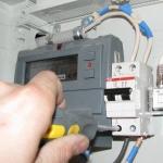 Установка, замена счетчиков электроэнергии 🏆 в Москве заказать на дом недорого - Фото 6