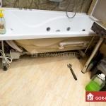 Установка, замена акриловой ванны 🏆 в Москве заказать на дом недорого - Фото 4