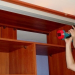Сборка, установка шкафа 🏆 в Москве заказать на дом недорого - Фото 5