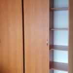 С двумя дверками