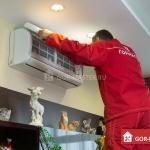 Обслуживание кондиционеров, сплит-систем 🏆 в Москве заказать на дом недорого - Фото 3
