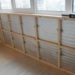 Утепление балконов и лоджий 🏆 в Москве заказать на дом недорого - Фото 5