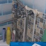 На ПВХ трубы в ванной