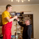 Установка, замена светодиодных светильников 🏆 в Москве заказать на дом недорого - Фото 2