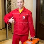 Сборка углового шкафа 🏆 в Москве заказать на дом недорого - Фото 7