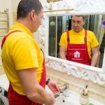 Монтаж сенсорного смесителя 🏆 в Москве заказать на дом недорого - Фото 2