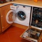Просушивание посудомоечной машины
