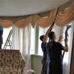 Химчистка штор с выездом 🏆 в Москве заказать на дом недорого - Фото 6