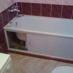 Установка экрана под ванну 🏆 в Москве заказать на дом недорого - Фото 5