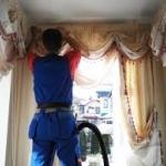 Химчистка штор с выездом 🏆 в Москве заказать на дом недорого - Фото 4