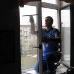 Мойка окон на дому 🏆 в Москве заказать выезд на дом недорого - Фото 5