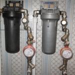 Установка фильтра тонкой очистки воды 🏆 в Москве заказать на дом недорого - Фото 6