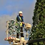 Установка новогодней ёлки 🏆 в Москве заказать на дом недорого - Фото 4