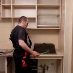 Сборка, установка кухни 🏆 в Москве заказать мастера на дом недорого - Фото 6