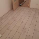 Напольное покрытие кухонной зоны