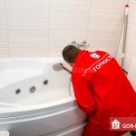 Ремонт джакузи, гидромассажной ванны 🏆 в Москве заказать на дом недорого - Фото 4