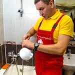Устранение протечек воды 🏆 в Москве заказать на дом недорого - Фото 4
