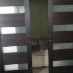 Двойная роликовая дверь 210x220 см
