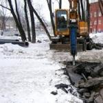 Зимние работы на участке 🏆 в Москве заказать на дом недорого - Фото 1