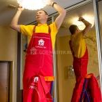 Установка, замена точечных светильников 🏆 в Москве заказать на дом недорого - Фото 7