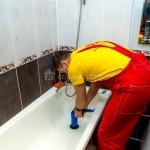 Установка, замена акриловой ванны 🏆 в Москве заказать на дом недорого - Фото 1