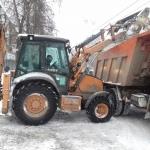 Уборка и вывоз снега 🏆 в Королёве заказать на дом недорого - Фото 6