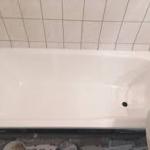 Реставрация ванн жидким наливным акрилом 🏆 в Москве заказать на дом недорого - Фото 7