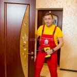 Установка дверной ручки 🏆 в Москве заказать на дом недорого - Фото 5