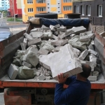 Вывоз строительного мусора 🏆 в Москве заказать на дом недорого - Фото 3