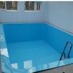 Укладка панелей в бассейн