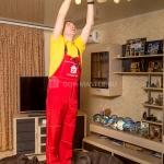 Монтаж электропроводки в квартире 🏆 в Москве заказать на дом недорого - Фото 2