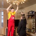 Монтаж электропроводки в квартире 🏆 в Москве заказать на дом недорого - Фото 3