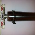 Установка фильтра тонкой очистки воды 🏆 в Москве заказать на дом недорого - Фото 5