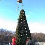 Установка новогодней ёлки 🏆 в Москве заказать на дом недорого - Фото 3