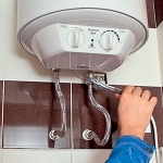 Установка водонагревателя, бойлера 🏆 в Москве заказать на дом недорого - Фото 4