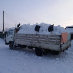 Уборка и вывоз снега 🏆 в Королёве заказать на дом недорого - Фото 5